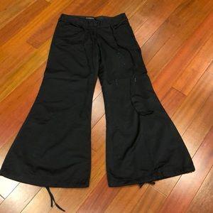 ladies Mexx palazzo pants wide leg size S